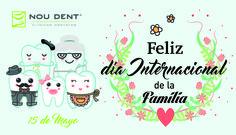 ¡¡¡Feliz Domingo y día Internacional de la Familia!!! Porque la familia hay que cuidarla Emoticono smile La Asamblea General de las Naciones Unidas decide que el 15 de mayo de cada año se celebre el Día Internacional de la Familia. Porque la familia es importante ♡