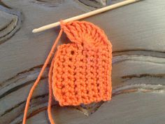 Annoo's Crochet World: Heart Crochet Ornament Free Pattern