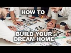 Building a House – 7 Steps to Selecting and Building Your Dream Home Build Your Dream Home, Build Your Own, Architect Software, Types Of Foundation, To Do Checklist, Finding Yourself, Make It Yourself, New Home Construction, Dream House Plans
