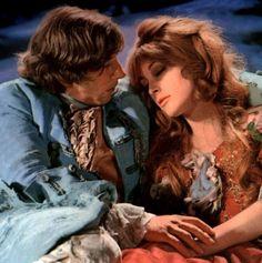 """Roman Polanski y Sharon Tate en """"El Baile de los Vampiros"""" (The Fearless Vampire…"""