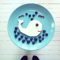 Food Art by Ida Frosk! Great inspiration for making meal time fun for kids!