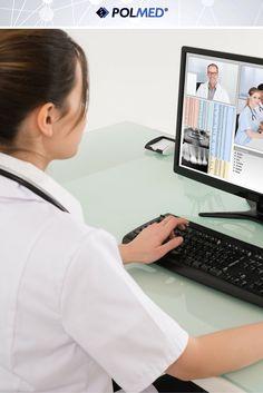 Co powiecie na konsultacje z lekarzem bez wychodzenia z domu? W #POLMED to możliwe!   http://video.adm.polmed.pl/