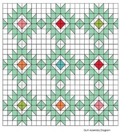 Desert Star - Tiled - Lap quilt pattern by airbornquilts - CraftsyDesert Star - Tiled is a PDF quilt pattern designed for an advanced quilter. Desert Star was designed by trendy Aztec and - Lap Quilt Patterns, Owl Patterns, Tribal Patterns, Canvas Patterns, Embroidery Patterns, Southwestern Quilts, Vintage Star, Indian Quilt, Quilt Modernen