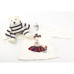 Ein wunderbares Baby Geschenkset für Mädchen von Gaultier bébé