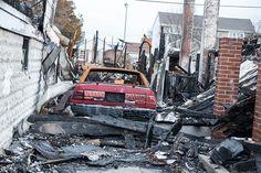 Alumni of The Catholic University of America recall the devastation of Superstorm Sandy