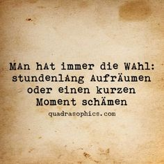 presents present decoration - Spruch - Humor True Quotes, Words Quotes, Best Quotes, Funny Quotes, Sayings, German Quotes, Funny As Hell, Just Smile, True Words