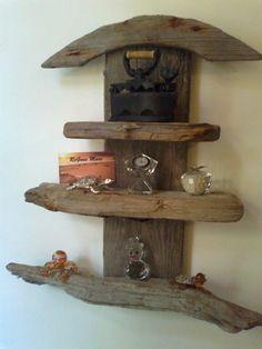 Amazing Diy driftwood craft inspirations4