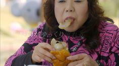 ⑦「ハンバーガーとおばちゃん」篇