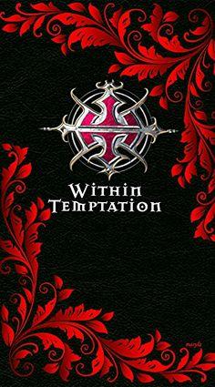 Within temptation logo Black symphony