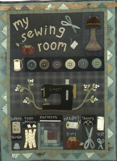 MY SEWING ROOM