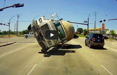 THE MOST SHOCKING EVENTS EVER CAUGHT ON DASHCAMS