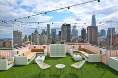 Best Outdoor Dining In NYC - New York Restaurants