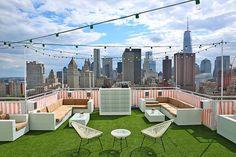 Best Outdoor Dining In NYC - New York Restaurants
