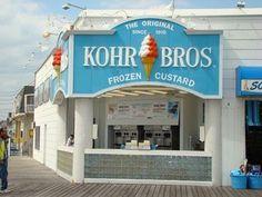 kohr brothers ocean city photos - Google Search