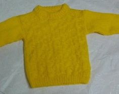 Blusa de lã - Infantil