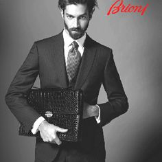 Brioni suit is forever!