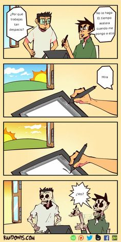 Short Comics – Page 3 – RandoWis Crazy Funny Memes, Really Funny Memes, Funny Relatable Memes, Haha Funny, Funny Posts, Randowis Comics, Images Gif, Funny Images, Funny Pictures