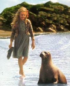 I love this film, the Secret of Roan Inish -- such a magical story about a young girl sent to live with her grandparents off the coast of Ireland after her mother dies. This movie includes a plot involving selkies, and a marvelous Celtic soundtrack