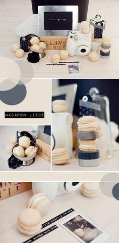 Frl. K zu Besuch bei Heike Krohz oder: Wir lieben jetzt Macarons | Hochzeitsblog Fräulein K. Sagt Ja