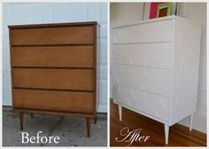 how to refinish old heirloom furniture