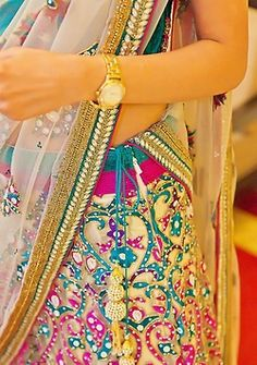 wedding lehenga,  colorful lehengha, bridal lehenga  #indianwedding #wedding