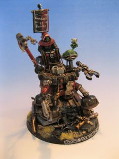 Warhammer 40k Adeptus Mechanicus Army Pro Painted by Ralph