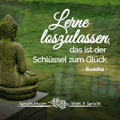 Learn to let go, that's the key to happiness - Buddha quote and Buddhist wisdom # quotes # sayings Meditation Quotes, Yoga Quotes, Happy Quotes, Funny Quotes, Quotes Positive, Positive Affirmations, Wisdom Quotes, Life Quotes, Buddhist Wisdom