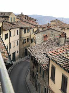 Cortona, Italy!
