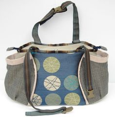 Hey, I found this really awesome Etsy listing at http://www.etsy.com/listing/95949742/baby-boy-navy-tan-zippered-diaper-bag
