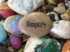 Simplify rock