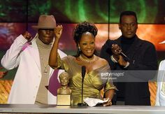 Tyrese, Patti Labelle and Luther Vandross stop to honor actress/singer Aaliyah who passed away along with eight members of her entourage. Labelle was honored with the 2001 Aretha Franklin Award as entertainer of the year Entertainer Of The Year, Luther Vandross, Soul Train, Aretha Franklin, Entourage, Show Photos, Aaliyah, Awards, Singer