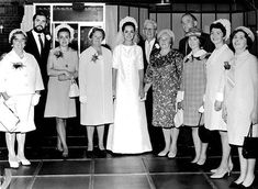 News of the upcoming @cloud10beauty event in Dublin is on the blog now. Here is a totally unrelated and tenuous link of my Mum of her wedding day with all the Irish rellies. See you soon Dublin.