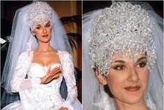 Los 8 vestidos de novia más extravagantes de la historia