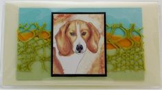 Beagle Checkbook Made in the USA #698 by Jades Menagerie. $12.98. Print of our original artwork paired with linen papers and ribbon were used to create this design encased in my vinyl cover