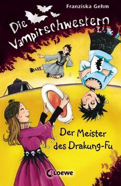 Die Vampirschwestern, Band 7  » Der Meister des Drakung-Fu «