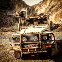 Land Rover Defender 110 Td4 Sw extreme adventure.