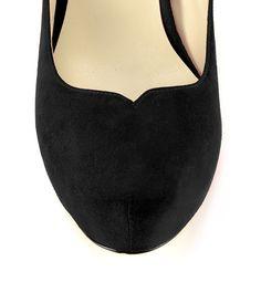 Cassidy Black, Snake Skin, Designer Shoes