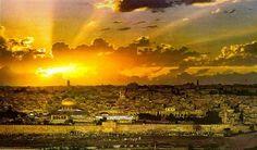 Jerusalem Jerusalem Jerusalem