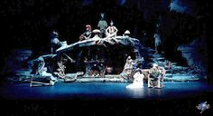 little mermaid jr props | Peter Pan Set, Sword Prop and Scrim Designs « ConradAskland.com