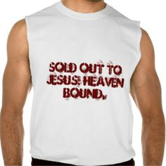 Sold Out To Jesus