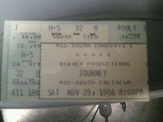 Journey concert (em)