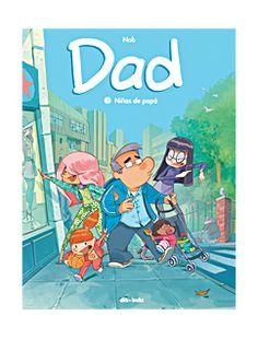 DAD 1. Niñas de papá | Dibbuks