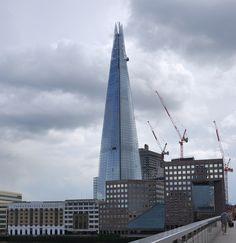 Latest Addition to the London. London Property, Burj Khalifa, Building, Travel, Viajes, Buildings, Trips, Construction, Tourism