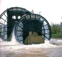 Water Wheels / Water Mills | . . . I'm WHEELing WATER For Power .…