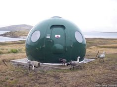 prefab, prefab structure, emergency shelter, remote shelter, igloo, icewall one, igloo satellite structure