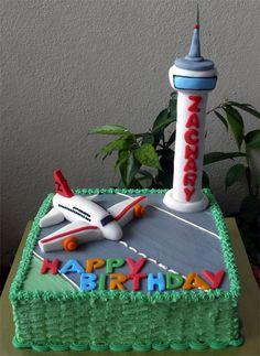 Aeroplane Cakes Airplane Cake  Picture1536 Designer cakepins.com