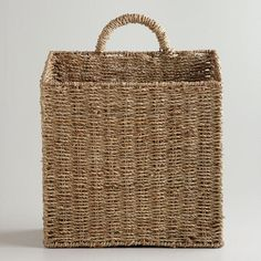 Perfect for my entry way! Rachael Wall Baskets | World Market