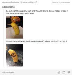 This banana.
