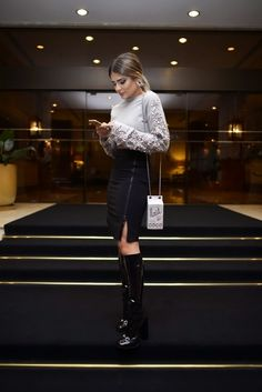 SPFW - Dia 1, look 2! | Thássia Naves