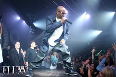 DMX Performing Live at FLUXX San Diego's Industry Night 2 Year Anniversary